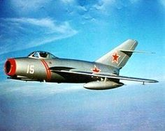 Russian MIG 15 Military Planes Poster 16x20