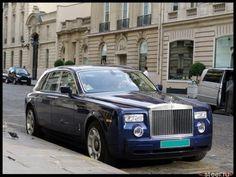 Rolls-Royce Phantom $320,000