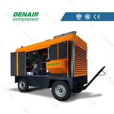 top quality diesel portable air compressor for mining