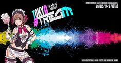 Kagi Nippon He ~ Anime Nippon-Jin: Tokyo Stream 2017 - Buenos Aires, Argentina, 26 d...