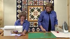 Sew Easy: Quick Triangle Squares