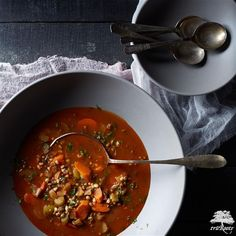Stay warm this winter with our recipe for Hearty Vegetable Mung Bean Soup.