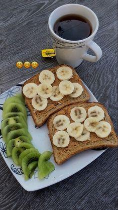Healthy Breakfast Recipes, Healthy Snacks, Healthy Recipes, Healthy Eating, Think Food, Love Food, Plats Healthy, Food Goals, Food Is Fuel