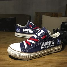 NFL MLB Football and baseball sneakers CONVERSE shoes Christmas gifts 47698b2588df