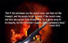 Ezekiel 33:6