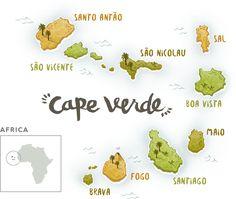 Starbucks Reserve® Cape Verde Fogo Island   1912 Pike