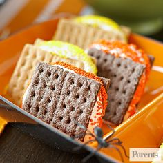 These festive Halloween treats for kids will get your family in the holiday spirit! Whether you're throwing the perfect party or looking for fun treats kids can make, these easy Halloween snack ideas will make everyone falling under their spell.