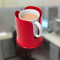 Anti-Spill Desk Cup Holder $19.99