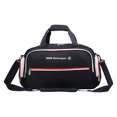 BMW Motorsports Overnight Bag >>> For more information, visit image link. (This is an Amazon Affiliate link and I receive a commission for the sales)