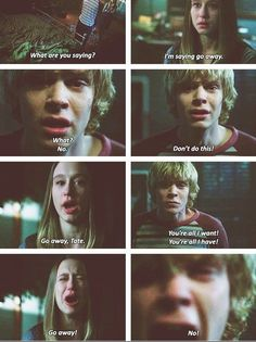 evan peters and taissa farmiga - american horror story season 1  OTP