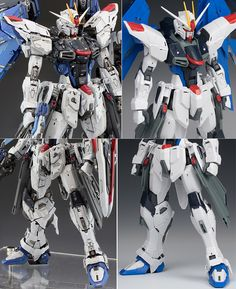 Another badass day to begin today we have Freedom Gundam C.E.73 by Yoshify . A remodeled of MG 1/100 Freedom Gundam Ver.2.0 with a cust...