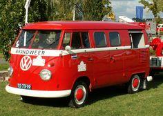 T1 Brandweer Bus
