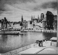 Die Deutsche Stadt Danzig Danzig, City