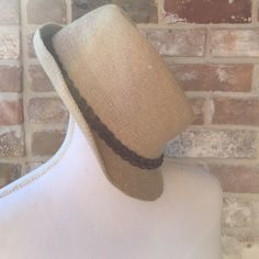 Hat Summer Hat- it is flexible!!! can flat to be in bags!!! Accessories Hats