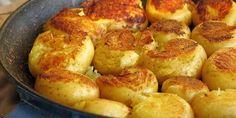 Zapečeni mladi krumpir