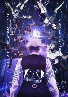 Death Parade Genres: Mystery