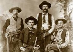 Old West Outlaw Clothing Image