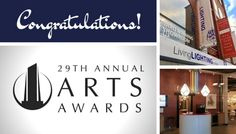 CONGRATS to LivingLIGHTING on King (Toronto) & LivingLIGHTING at station12 (Dartmouth) on being selected as the finalists for 29th ARTS #Awards in the category: Best International Lighting Showroom!! . On behalf of Head Office staff & all of our franchise owners, we'd like to express our sincere thanks & appreciation to @JodieOrange (LL on King), @LaurenBell (LL station 12) and their entire crews for going the extra mile and helping increase the value of our brand!! #lighting #showroom #arts