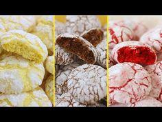 Tostadas, Happy June, Red Velvet, Crinkles, Food Dishes, Crackers, Donuts, Brownies, Bakery