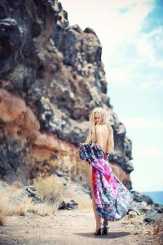 Sandra Hagelstam, Fashion Blogger of 5 Inch And Up.