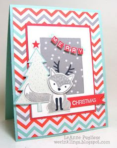 Try Stampin' On Tuesday: Challenge #276