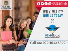 Join #PSMGlobal today for #foreign #education & #migration
