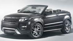 Prototype from Range Rover