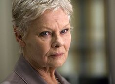Judi Dench has confirmed she'll play M for a seventh time in the James Bond film, joining returning star Daniel Craig and American Beauty director Sam Mendes. The movie is set to open on Nov. Daniel Craig, James Bond, Best Bond Girls, Womens Health Magazine, Health Class, Judi Dench, Cinema, Thing 1, Clint Eastwood