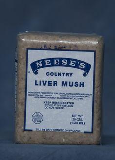 Liver Mush