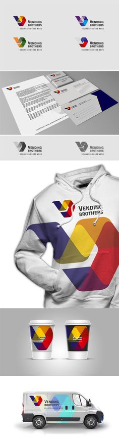 Logottica featured logo Vending Brothers by Vad Bunkoff