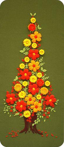 Vintage Flower Looms