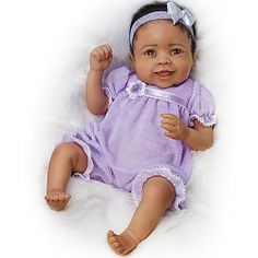 Baby Doll: Trinity Baby Doll - Realistic Baby Dolls