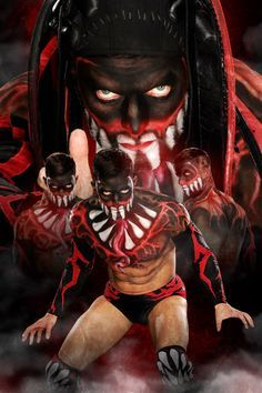 Finn Balor WWE top superstar the Demon King Wrestling Stars, Wrestling Wwe, Tandem, Finn Balor Demon King, Snk King Of Fighters, Wwe Funny, Balor Club, Catch, Wrestling Superstars
