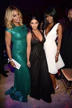 Pin for Later: Le Gala du Time Magazine a Attiré Beaucoup de Célébrités Laverne Cox, Kim Kardashian et Naomi Campbell