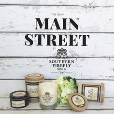 New year new fragrance! The newest addition to our destination line is a romantic blend of oak and sandalwood. Available next week in Atlanta at market! #madeinnashville #shoplocal #southernfireflycandle #handpoured
