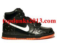 2008 Halloween Glow In The Dark Nike Dunk High Top Premium Guaranteed
