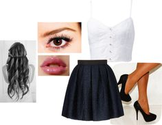 """Blah"" by michellelovehorse on Polyvore"