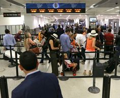 NYT Travel: How to Zip Through Airport Security in the US - Lines are long at most airports in the United States. Here are six ways to shorten your wait - Travel experts and the T.S.A. itself share their top tips for speeding through airport screening.