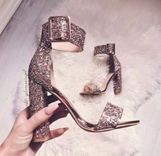 Charming Golden Glittering Crystal Stiletto – The Closet Freakz Boutique Heeled Boots, Shoe Boots, Shoes Heels, Heeled Sandals, Prom Shoes, Wedding Shoes, Cute Shoes, Me Too Shoes, Stiletto Heels