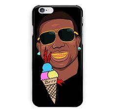 e458508dd59 Gucci Mane Ice Cream Tattoo Print On Hard Plastic For iPhone Case 6 7 (Plus)