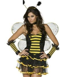 New Arrival Halloween Costumes Hot Sales Yellow Bee Stage Plays Theme Costume Hot Style Costumes & Cosplay Top Quality Apparel From Just_trust, $18.03 | Dhgate.Com
