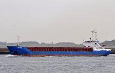 28 juni 2015 te IJmuiden onderweg vanaf de Oranjewerf  naar Rotterdam, voor de laatste keer vanuit de thuishaven?  http://koopvaardij.blogspot.nl/2015/06/voor-de-laatste-keer.html