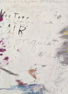 Untitled - 1992, Cy Twombly