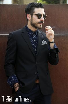 tehran street fashion men - Google Search