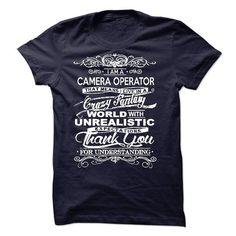I Am A Camera Operator