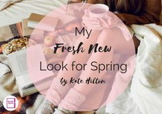 My Fresh New Look For Spring - BookSparks