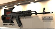 AK-15. Just a couple new pics of this Kalashnikov inc. product. - Album on Imgur