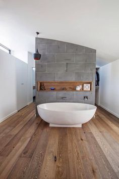 Taupe modern luxury and design bathroom on pinterest - Deco toilet ontwerp ...