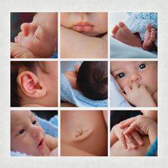 Фотосессия новорожденного {Маленькие, но важные детали}