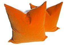 Tangerine Velvet